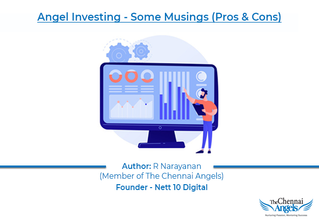 angel investing- some musings (pros & cons)