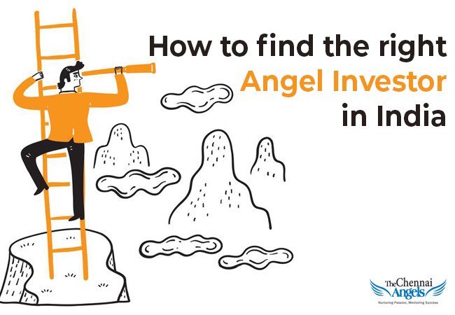 How to find the right Angel Investor in India