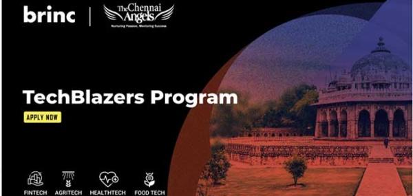 Brinc TechBlazers Accelerator Program